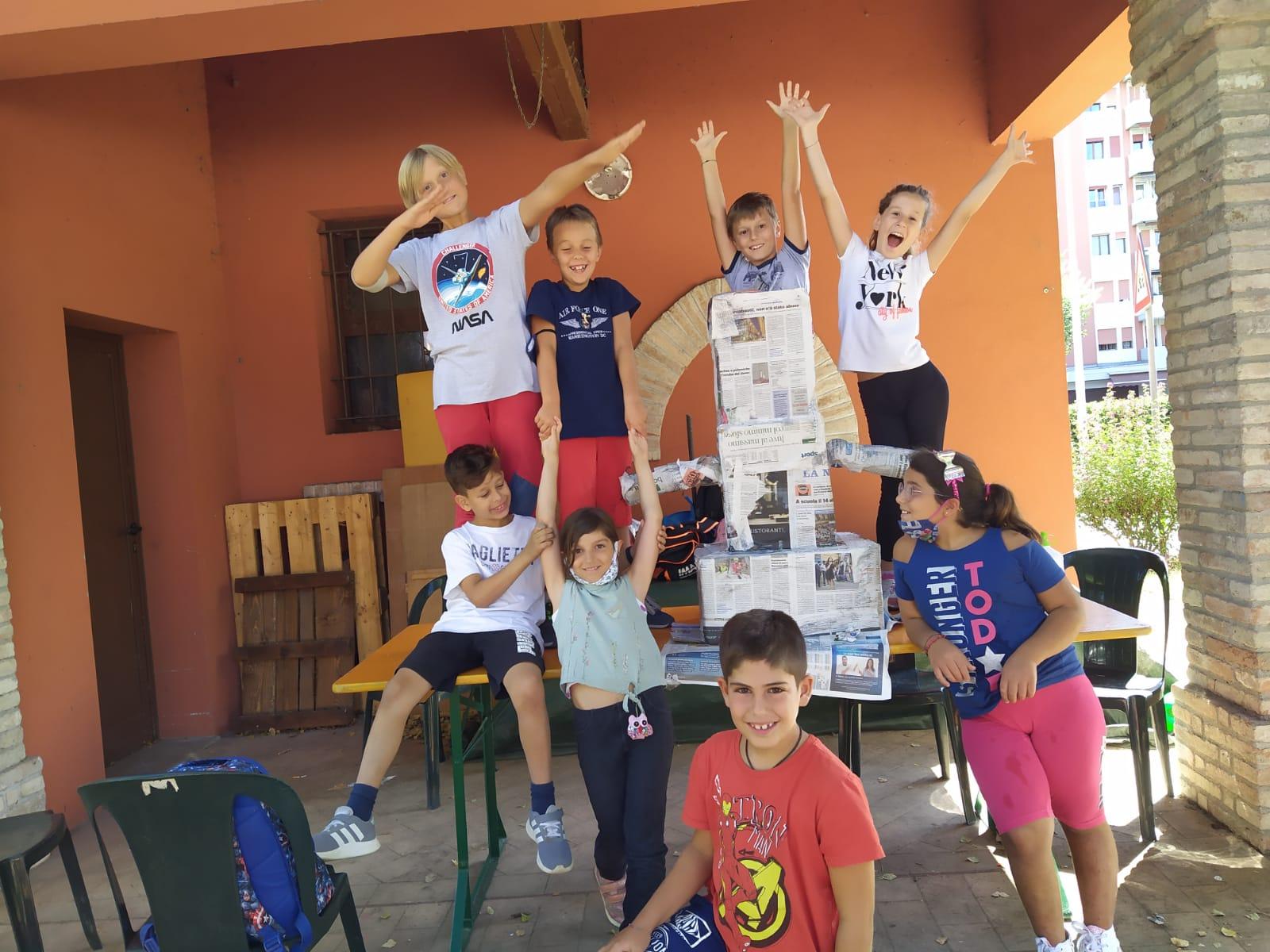 Campi Estivi in Inglese English Weeks per bambini e ragazzi – Estate 2021
